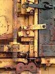 train yard 18 -  metal stuff