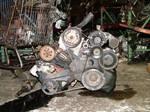 Junk yard - motor 2