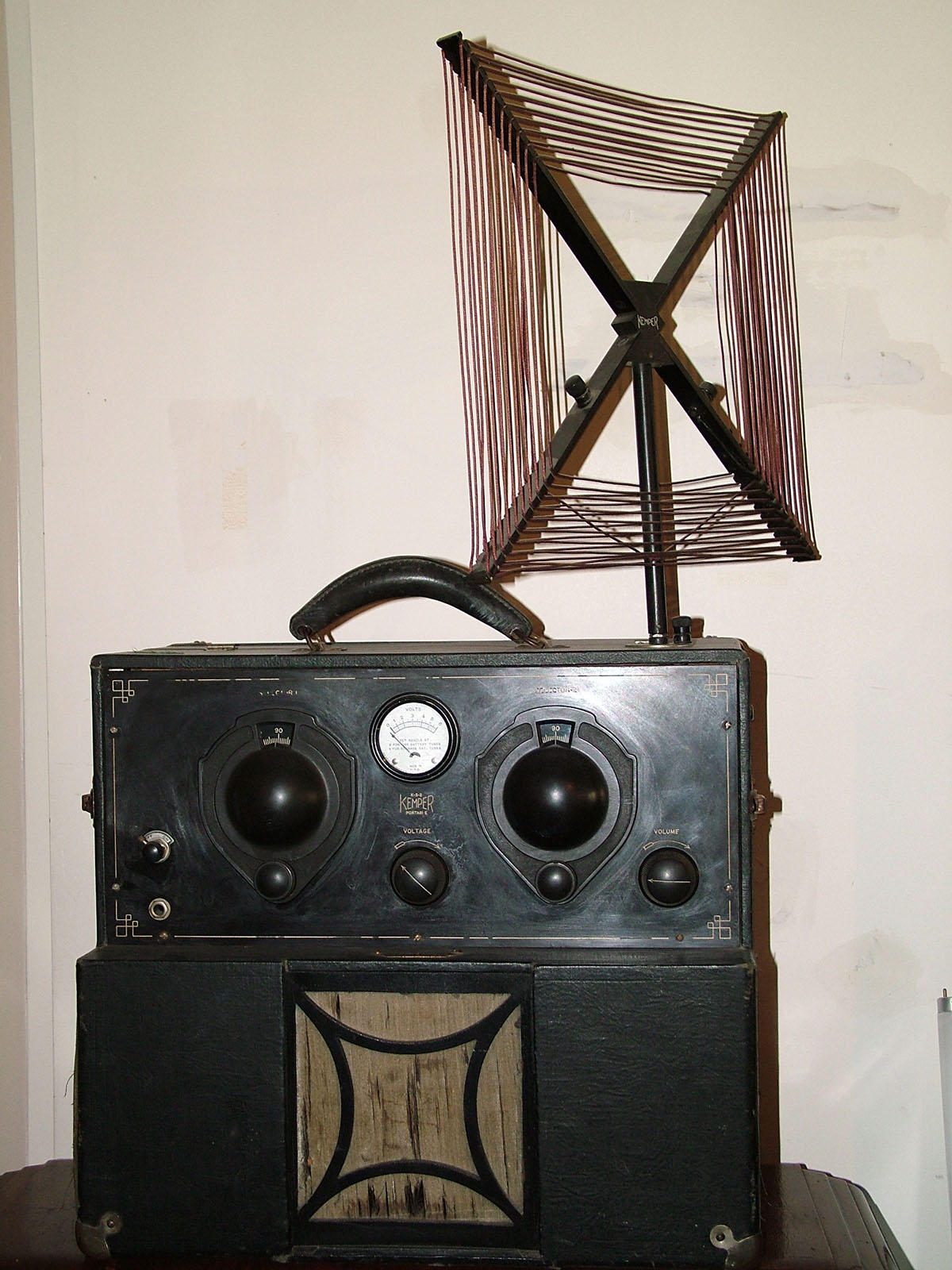 radio museum - radio 1 by JensStockCollection