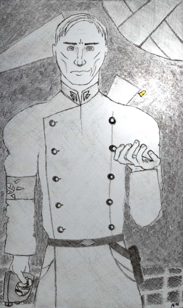 Gold Bullet Crusader by Keflavik