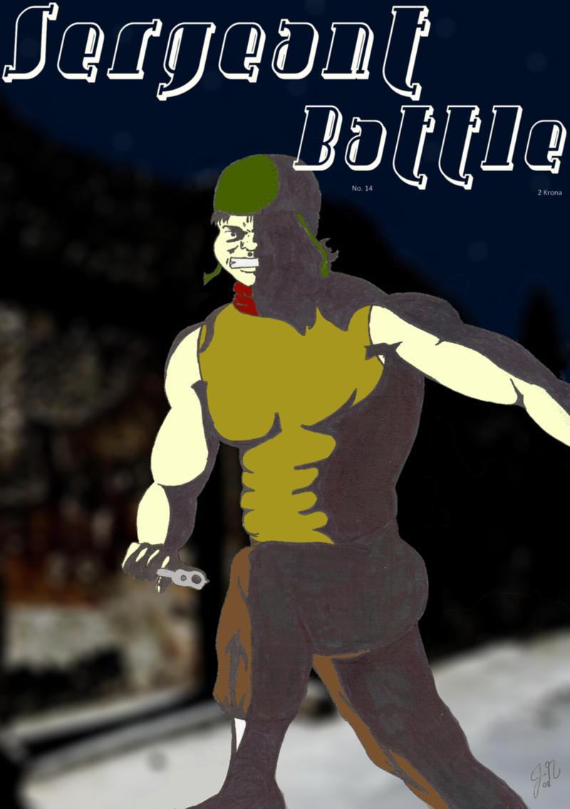 Sergeant Battle by Keflavik