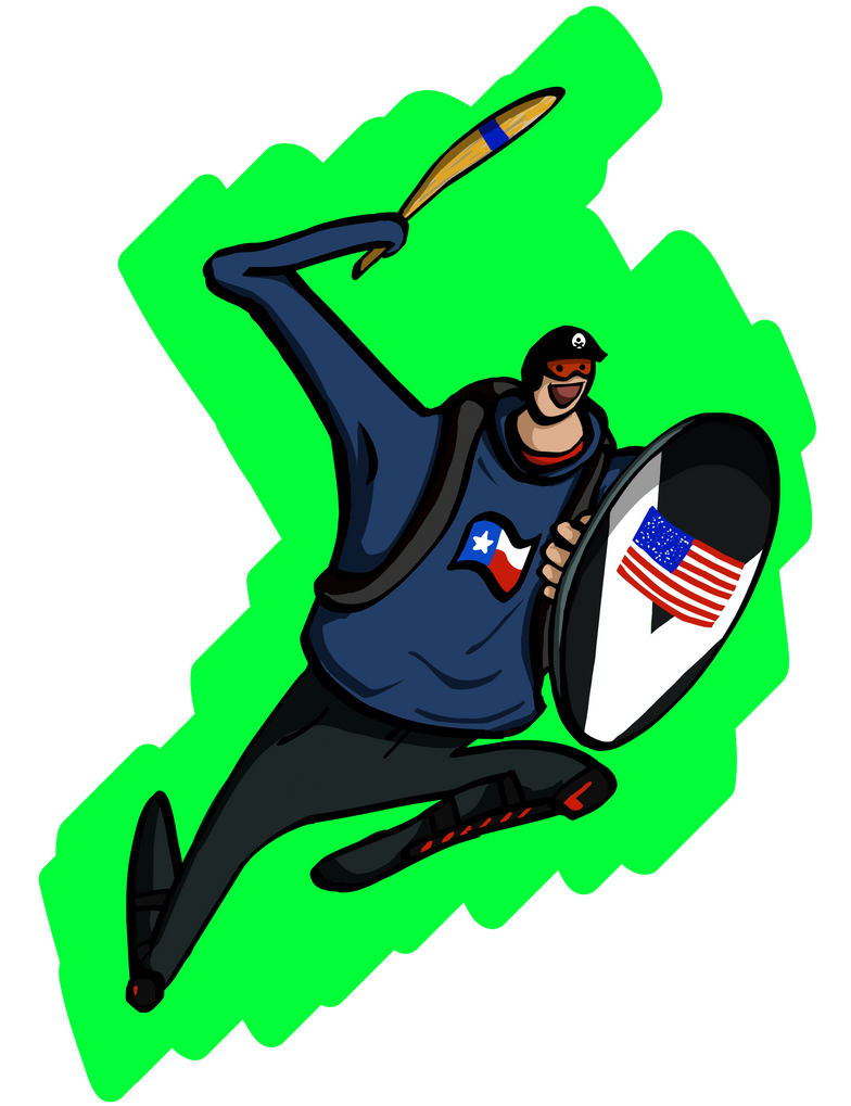 Based Stick Man by Keflavik