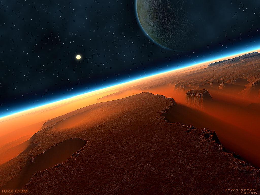 Planet XAPO-6 by turx