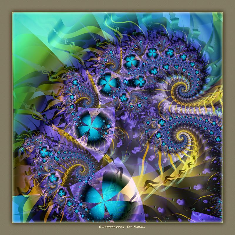 Spring Spiral by Xantipa2