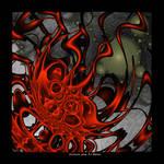 UF09 Red Octopus