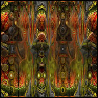Ab10 Psychedelic Totems by Xantipa2
