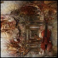 M10 Magic Violin B by Xantipa2