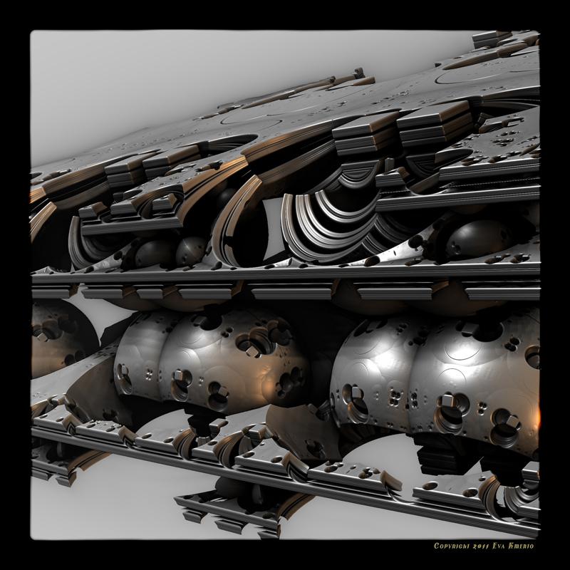 MB11 Metal Object 13 by Xantipa2