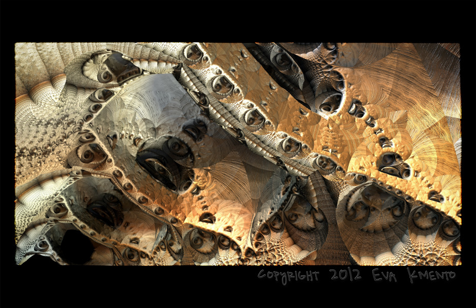 MB12 Fossils ... by Xantipa2
