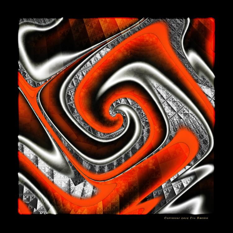 UF12 Gnarly Spiral by Xantipa2
