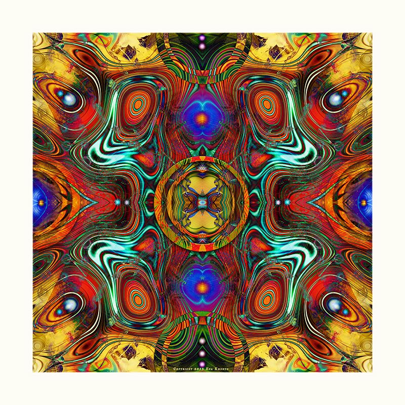 Ab13 Alternate Mandala 46 by Xantipa2