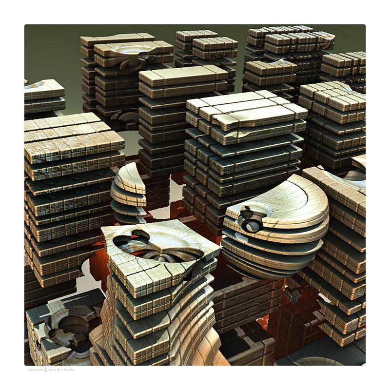 MB14  City by Xantipa2