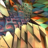 MB2015-499 ... 3D Abstract by Xantipa2