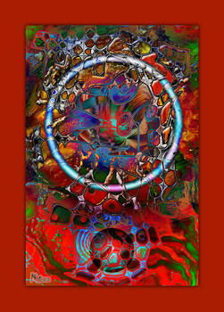 AB2015-291 ... Psychedelic