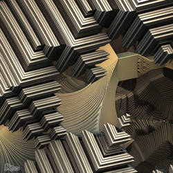 MB2015-557 ... 3D Abstract
