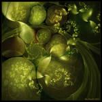 Green Majestic II by Xantipa2