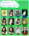 Voice Actress Meme Part 1
