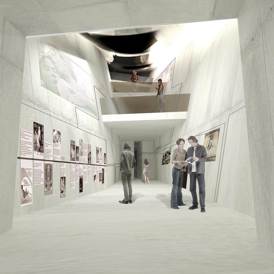 Perfect Museum Interior By Demi Monde ...