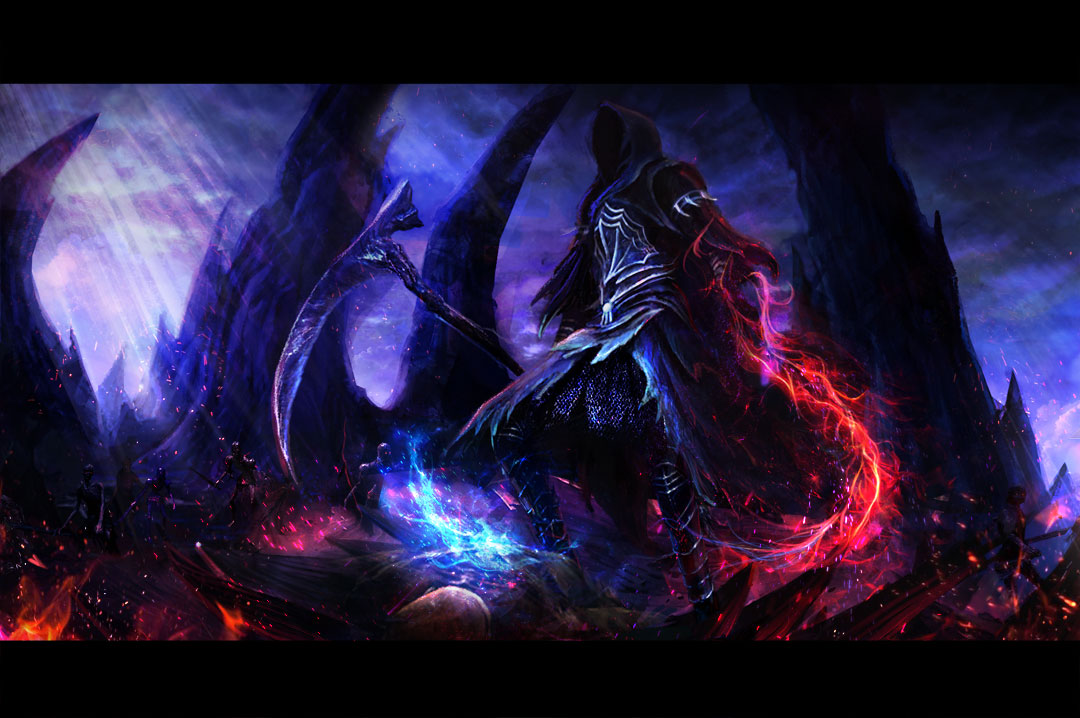 Dark Souls  Pyromancy Build