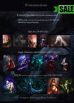 Commision Guide