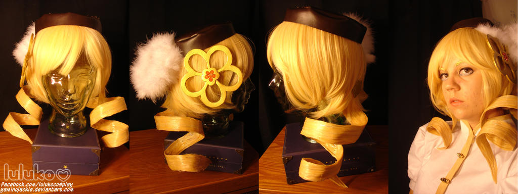 project: mami's wig by lulukohime