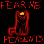 Boss - Fear Me, Peasents! by LumaTheDragonQueen