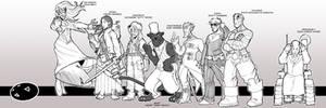 Steampunk X-Men - preview 3