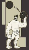 Dark Dark Circus - Strongman