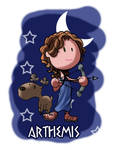 The Gods - Arthemis