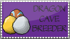 Dragon Cave Breeder Stamp by FiveTigers