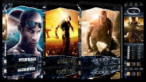 RIDDICK DVD Trilogy