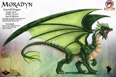 Moradyn by DraconicParagon