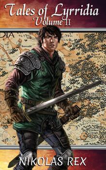 Tales of Lyrridia Volume II Cover