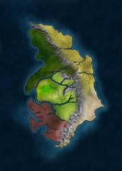 Catan Island Revamped by DraconicParagon