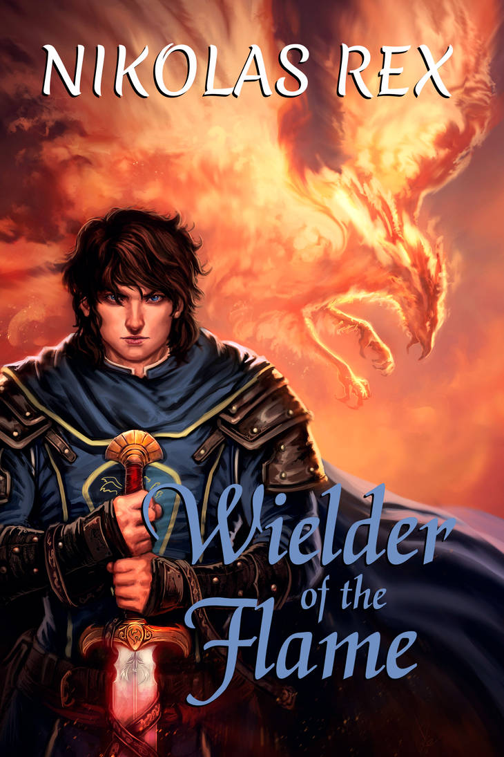 Wielder of the Flame Book Cover Revised Edition
