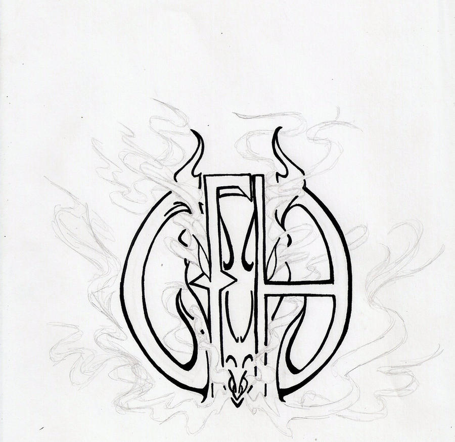pantera cowboys from hell tattoo - photo #29