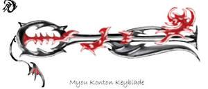 Myou Konton Keyblade