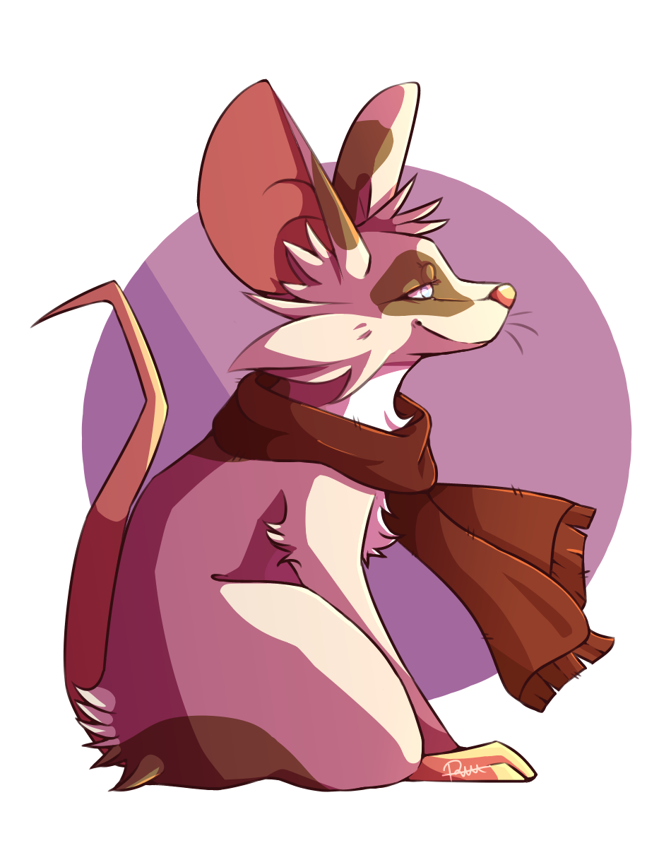 Another Mousey by SleepyRita