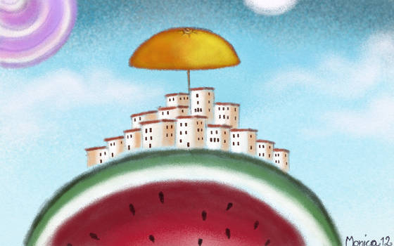 Watermelon City