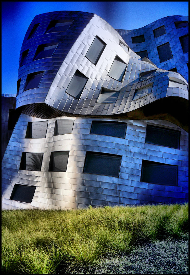 Abstract Exterior - Gehry II by krasblak