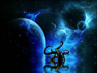 Emperor of the Elder Worlds by krasblak