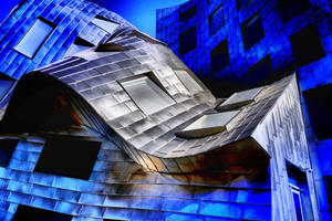 Abstract Exterior - Gehry VIII
