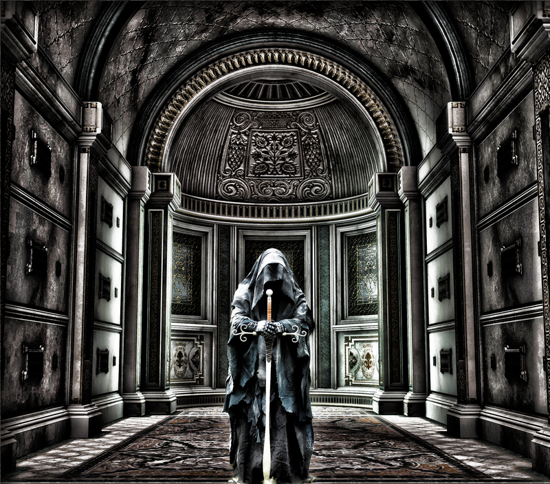 Hall Of The Great Silence by krasblak