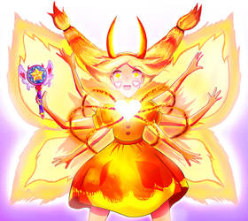 Star has experienced tranquility