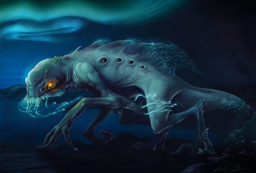 Tide Dweller by ArdentMind