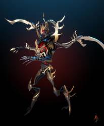 Shrike Concept by ArdentMind