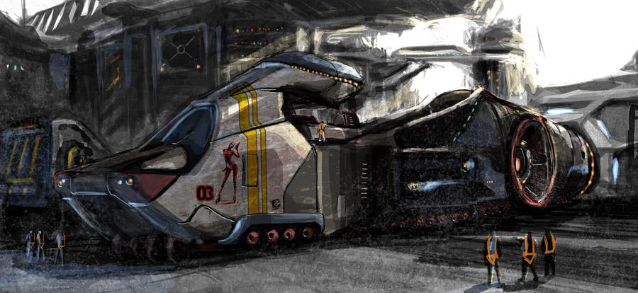 Tunelera by AltoContrasteStudio