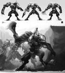 Cyborg zombies final