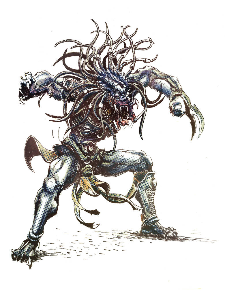 Predator FANART v2 by AltoContrasteStudio
