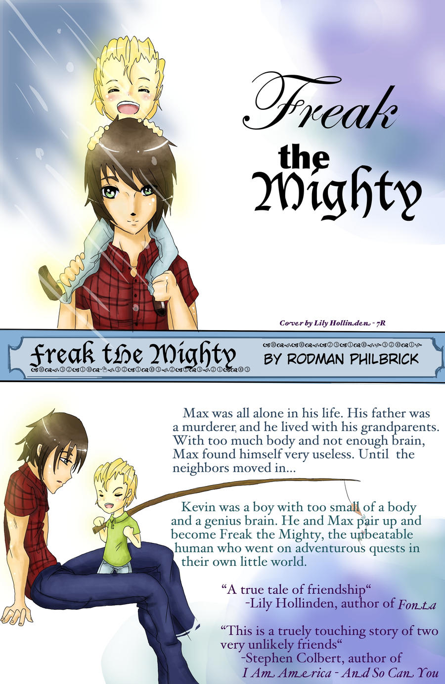 freak the mighty friendship quotes
